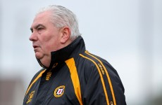 The 2002 All-Ireland winning boss is the new Irish International Rules manager