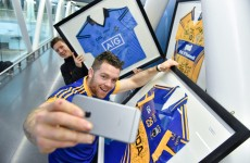 34 intercounty GAA jerseys proudly on display at Dublin airport