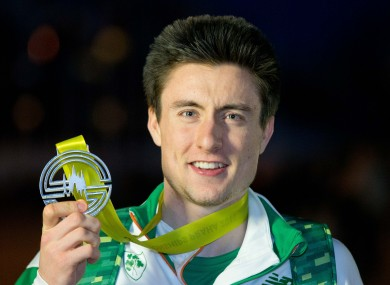 English joins an exalted list of Irish indoor medallists.