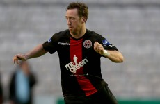 Bohemians had it easy tonight in Limerick
