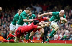 Here's how we rated Ireland in the heart-stopping defeat to Wales