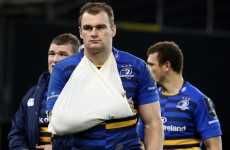 One of Ireland's autumn test stars might struggle to make the World Cup after this injury