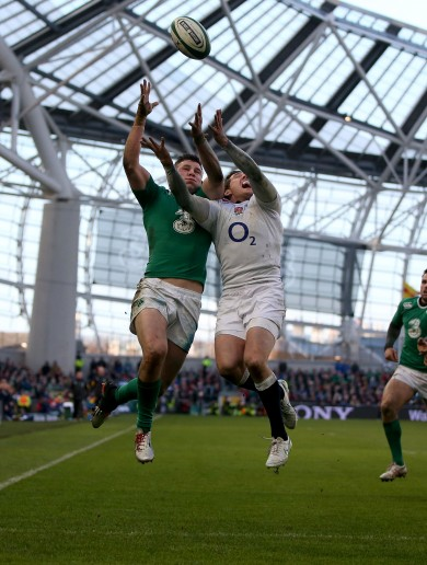 Seven non-Irish players have forced their way into The42′s Six Nations Team of the Week