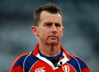 Rugby referee Nigel Owens believes soccer can follow the sport's lead in certain respects.