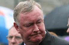 Shock in Kerry as John O'Donoghue tells family he won't run for Fianna Fáil