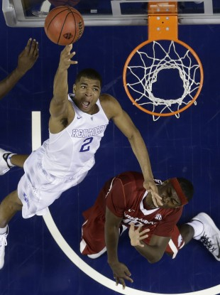 Kentucky are hoping to become undefeated national champions this year.