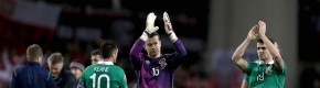 'Goalkeepers are a very tight-knit group' – Forde showed Given support despite being dropped