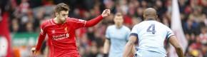 LIVE: Liverpool v Manchester City, Premier League