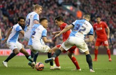 Liverpool frustrated by a plucky and resolute Blackburn at Anfield