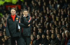 Opinion: Echoes of Moyes as Van Gaal grasps at straws