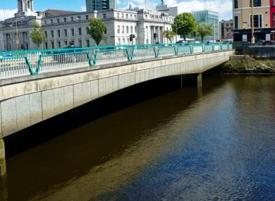 Parnell Bridge in Cork City.