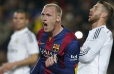 As it happened: Barcelona v Real Madrid, La Liga