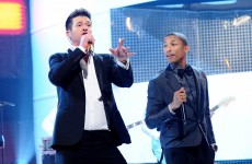 Robin Thicke and Pharrell ordered to pay Marvin Gaye's children $7million over Blurred Lines