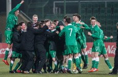 Ireland's U17s have qualified for the European finals after a dramatic final day