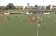Soccer team learns hard way — lengthy goal celebrations are NOT a good idea