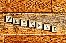 The Burning Question: When is 'next weekend'?