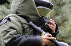 The Army has stopped a bomb going off in Offaly