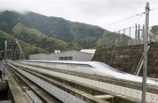 Japanese train smashes world speed record
