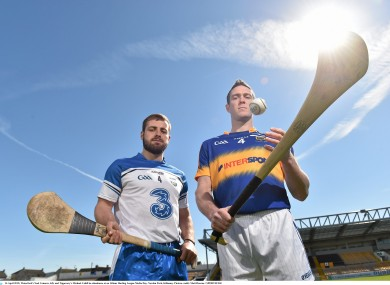 Waterford and Tipperary go head to head this Sunday