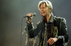 David Bowie is writing a musical with Irish playwright Enda Walsh