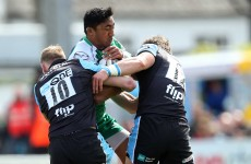 Warriors wipe Connacht out with five tries in Galway