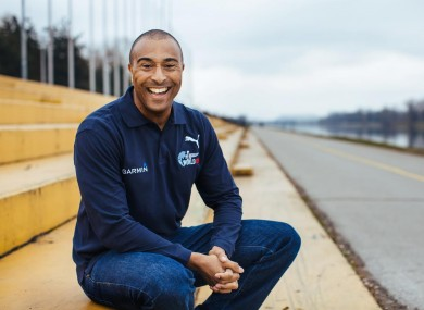 Jackson is a former Olympics silver medalist and World Championships gold medalist in 110m hurdles.