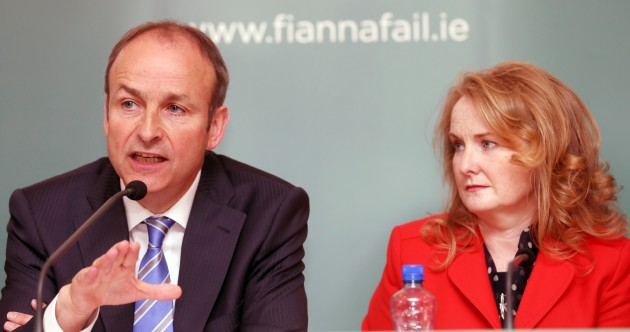 """Yet another Fianna Fáil figure has had a go at """"defeatist"""" party leadership"""