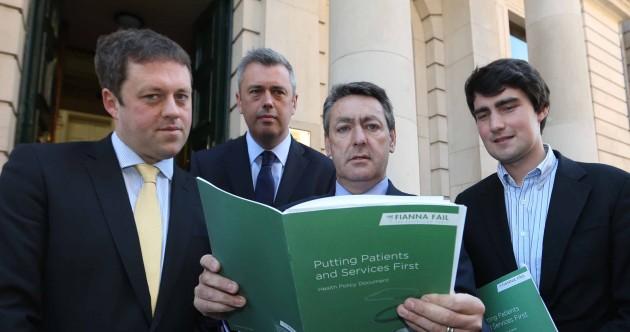 Fianna Fáil wants a new tax… on sugar
