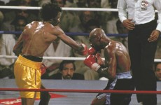 Today marks the 30th anniversary of the greatest eight minutes in boxing history