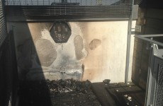 """Community centre partially burned after """"up to 40″ young people get on to roof"""