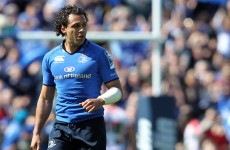 Leinster announcement on Nacewa signing expected early next week