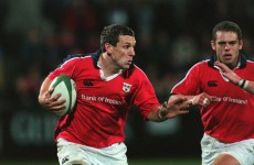This Munster cult hero will be coaching in Super Rugby from next year