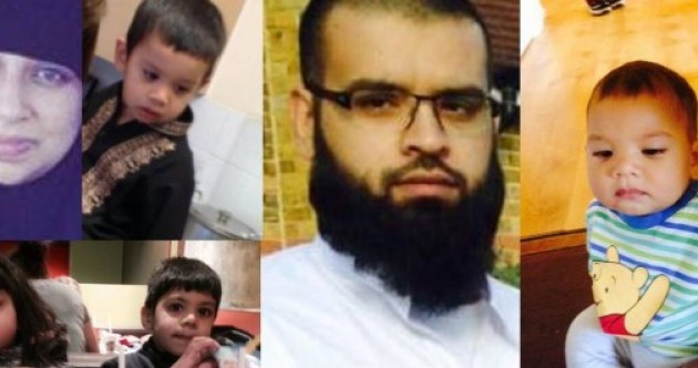 Couple arrested after trying to bring their children to join Islamic State in Syria
