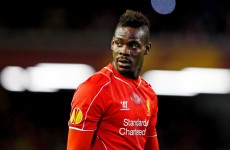 Mario Balotelli proves illness after Robbie Savage jibe