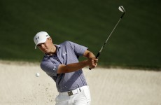 Spieth in sensational form, McIlroy leading the early Irish challenge at the Masters