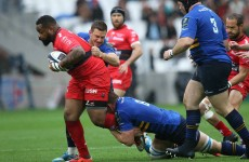 Standout display against Toulon the latest in Murphy's Leinster repertoire