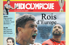 'Leinster had no intention of playing' – The French papers react to Toulon's win