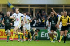 Class Clermont blow Northampton away