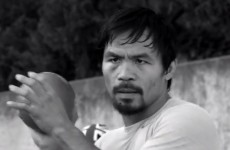 We can't wait for Saturday night after this look inside Manny Pacquaio's training camp