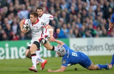 The best part of Ulster v Leinster was when Paddy Jackson briefly morphed into Julian Savea