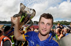 Tributes pour in after Paul Curran calls time in after 15-year Tipperary senior hurling career