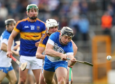 Philip Mahony is back in the Waterford hurling ranks.
