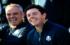McGinley: Rory McIlroy is destined to win the Mas