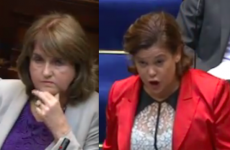 Now Joan Burton has had a go at Mary Lou over her 'stunt politics'