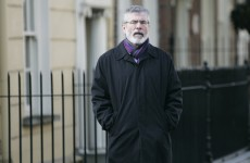 Gerry Adams just can't see the point of Labour in government