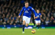 This Everton fans' poll does not make pleasant reading for Ireland's Aiden McGeady