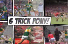 James O'Donoghue is a 6-trick pony! Kerry star the focus of new GAA TV ad