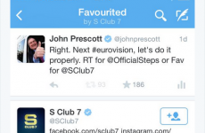 S Club 7 were just responsible for the greatest Twitter interaction ever