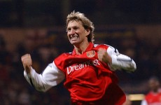 An Arsenal legend is fronting a €200m takeover bid of Aston Villa
