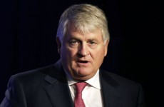 Denis O'Brien received a lifetime achievement award for contribution to tech industry